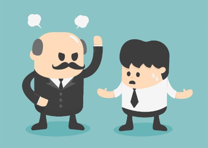 چگونه با بدترین مدیران شرکت کنار بیاییم