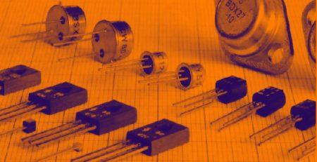انواع ترانزیستورها