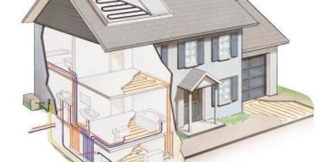 جزوه تاسیسات ساختمانی