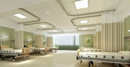 اهمیت معماری داخلی در طراحی بیمارستان ها