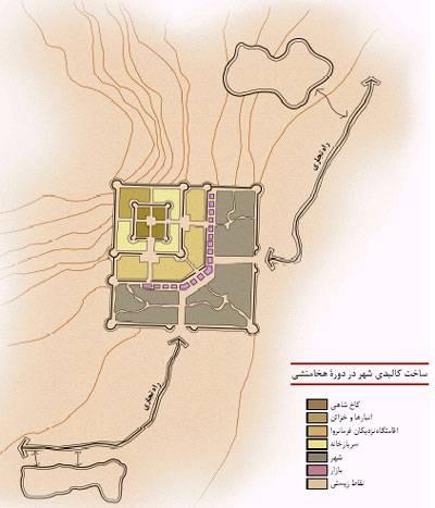 شهر پارسی