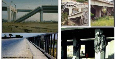 اثر زلزله بر پلهای بتنی با پایه های با ارتفاع متغیر