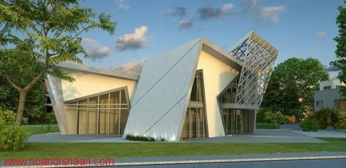 دکانستراکشن در معماری