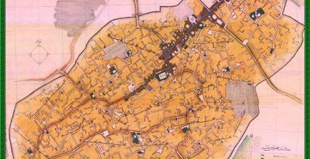 روند توسعه و تکامل شکل گیری شهر کاشان