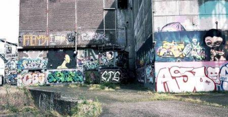 فضاهای پنهان شهری