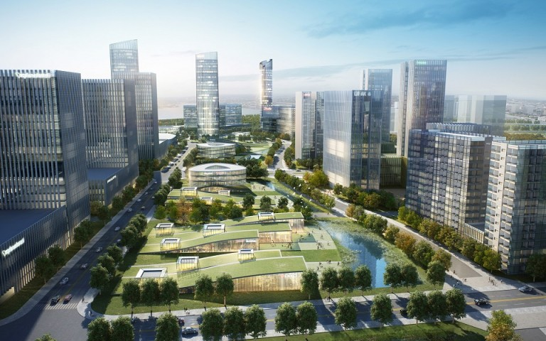 نگرشی بر سیر تکاملی شهرها