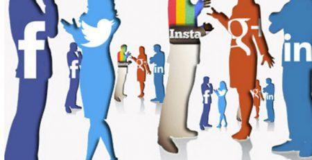 تعاملات اجتماعی در جوامع مجازی