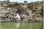 عناصر و جزئیات پارک کوه سنگی مشهد