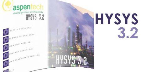 نرم افزار HYSYS 3.2