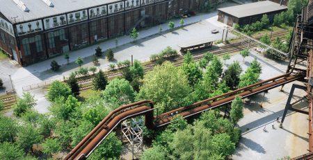 پارک های پساصنعتی در آلمان