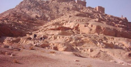 ضرورت برنامه ریزی محیطی مجموعه های طبیعی - تاریخی شهرها