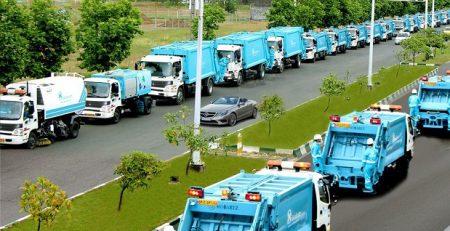 ارتقاء بهره وری خدمات شهری