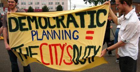 شهرسازی دموکراتیک