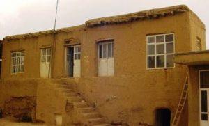 مسکن روستایی همدان