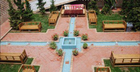 اصول طراحی باغ ایرانی