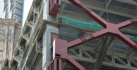 رفتار ساختمانهای بتن آرمه با بادبند فلزی