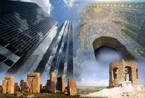 تفاوت معماری ایرانی با معماری دنیا