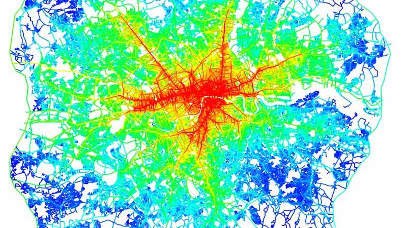 روش چیدمان فضا در طراحی شهری