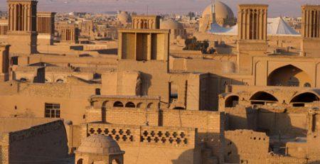 احیاء ناحیه تاریخی شهر یزد