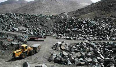 مقایسه نقش معدن در اقتصاد با نفت و گاز
