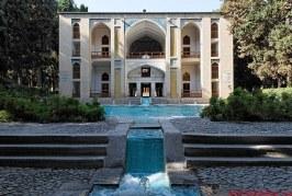 الگوهای باغهای ایرانی