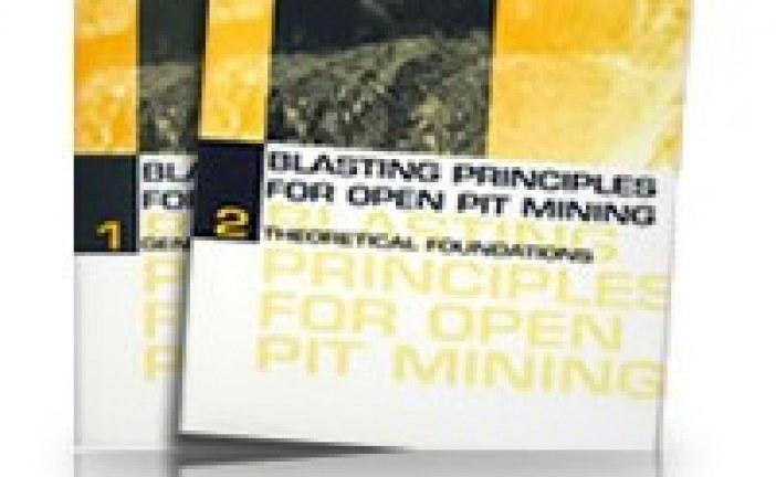 دانلود جلد اول و دوم کتاب Blasting Principles For Open Pit Mining