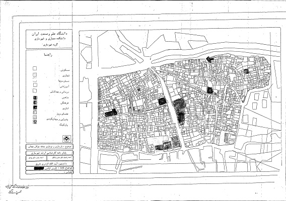 بازسازی و نوسازی محله جولان همدان