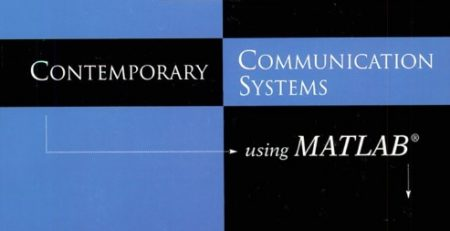 کتاب Contemporary Communication Systems using Matlab