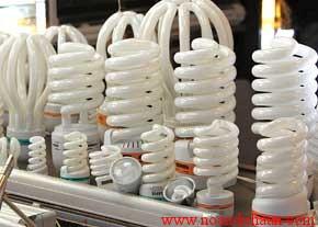خطرات استفاده نادرست از لامپ کم مصرف