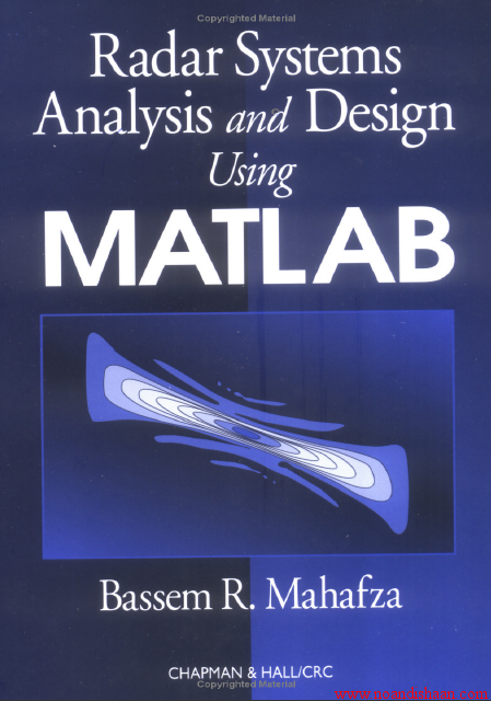 کتاب Radar systems analysis and design using matlab