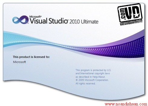 روش نصب visual studio 2010