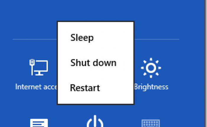 چگونه گزینه hibernate را در ویندوز 8 فعال کنیم