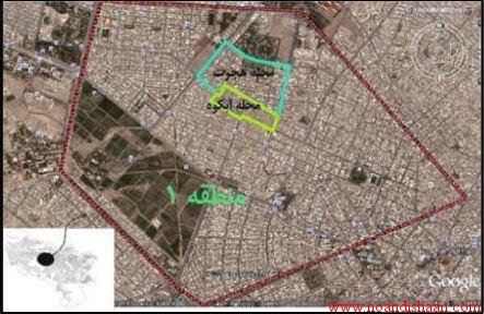 سنجش توسعه یافتگی محلات