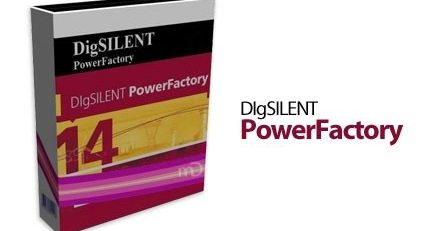 نرم افزار PowerFactory DIgSILENT