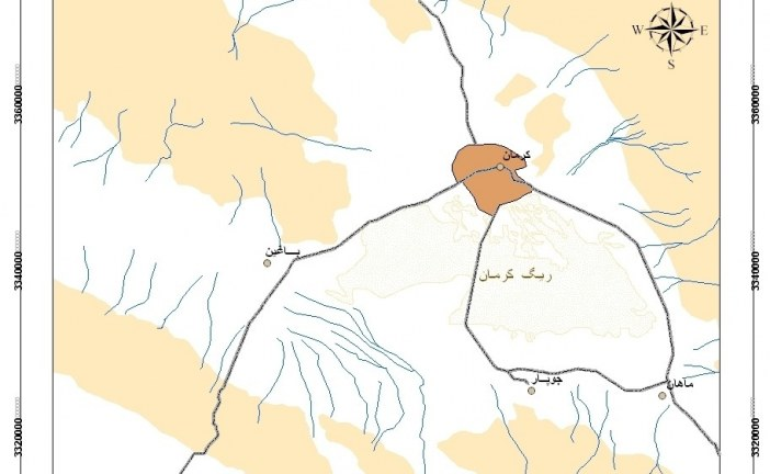 دانلود پایان نامه بررسی نقل و انتقال ماسه بر اساس تجزیه و تحلیل داده های باد در ایستگاه کرمان (پایان نامه کارشناسی ارشد جغرافیای طبیعی)
