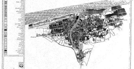 اثرتوریسم برکاربری اراضی شهری بابلسر