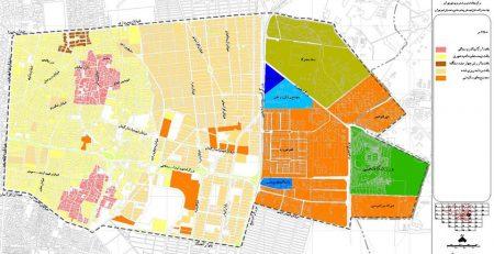 الگوی توسعه منطقه ۱۴ تهران