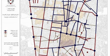 الگوی توسعه منطقه ۱۲ تهران
