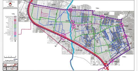 الگوی توسعه منطقه ۱۸ تهران