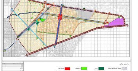 الگوی توسعه منطقه ۸ تهران