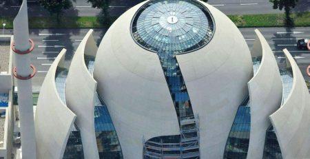 طراحی فضاهای قدسی در معماری معاصر