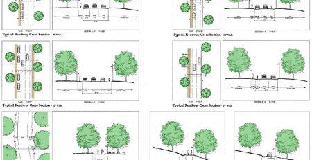 طراحی و اجرای جزئیات تیپ معابر
