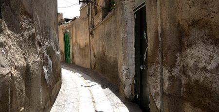 شبکه راهها در بافتهای فرسوده شهری