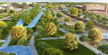 نگاهی کوتاه بر طراحی فضای سبز
