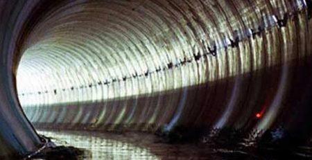 جمع آوری و دفع آبهای سطحی
