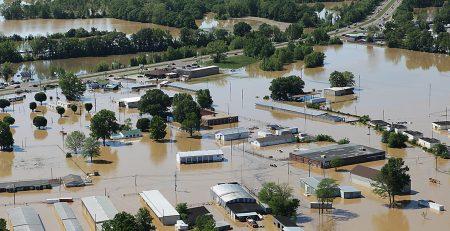 سیلاب های شهری