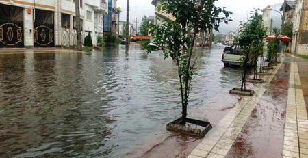 مدیریت عملیاتی سیلاب های شهری
