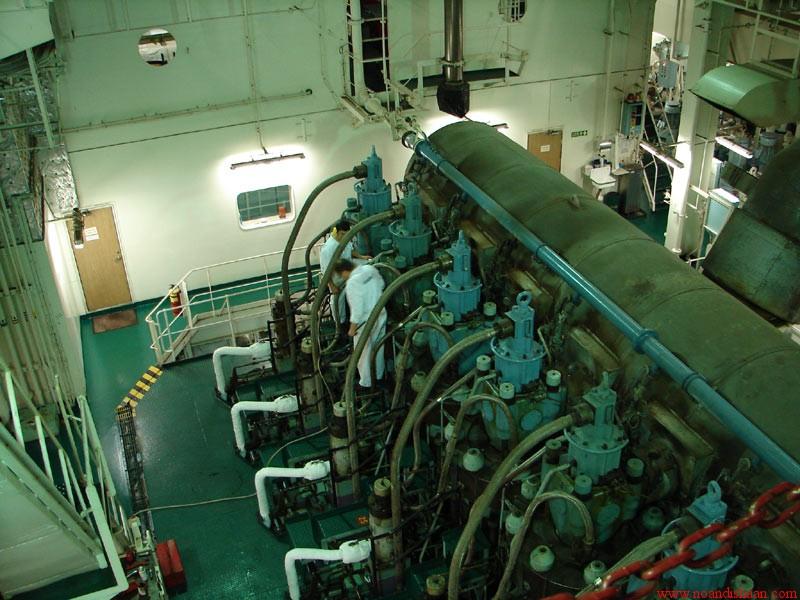 نیرو محرکه کشتی