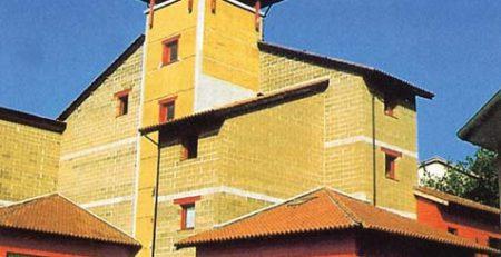 بناهای خاکی معاصر