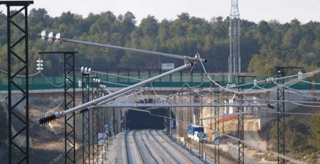 روشهای برق رسانی در مترو